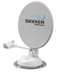 Vollautomatische Satellitenanlagen