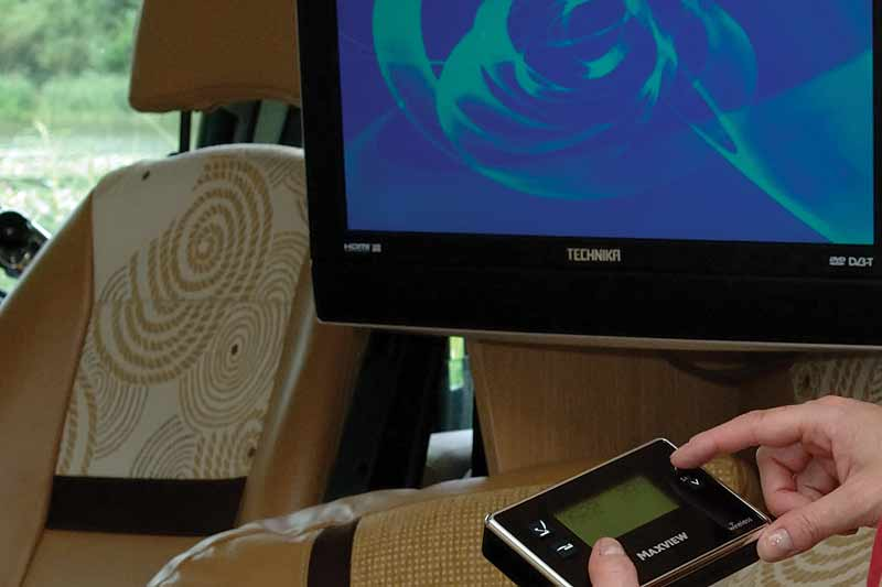 Seeker Wireless in Gebrauch