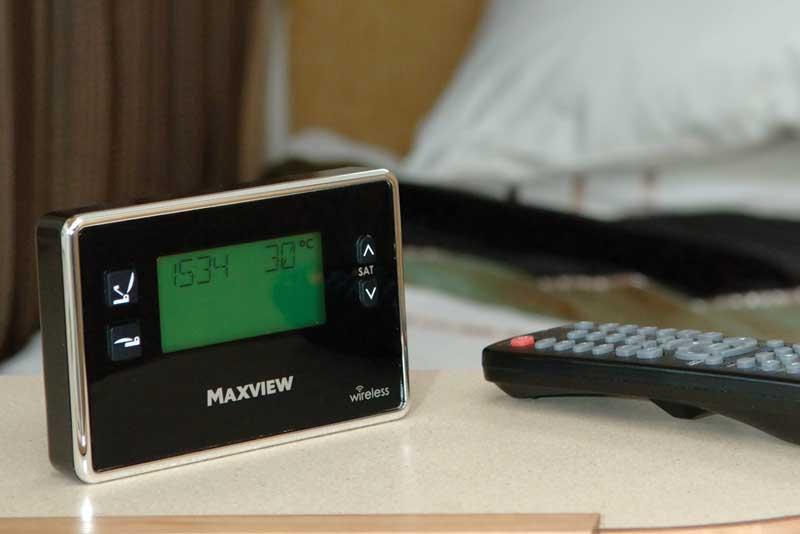Seeker Wireless Steuerkonsole in Aktion
